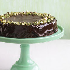Chocolate-Pistachio Torte