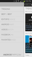 Screenshot of Best Android Apps