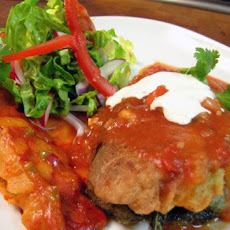 World's Greatest Chile Relleno (Made Easy)