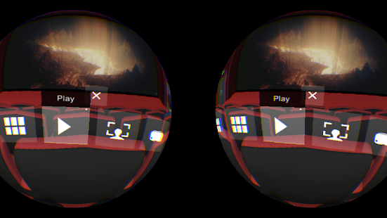 VR ONE Cinema screenshot for Android