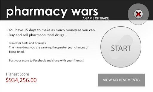 Pharmacy Wars