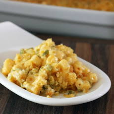Jalapeno Macaroni and Cheese