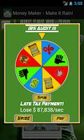 Screenshot of Money Clicker - Make It Rain!