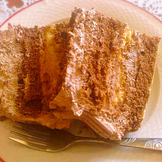 Mocha Chocolate Coffee Cake