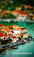 Screenshot of Awesome Miniature - Tilt Shift