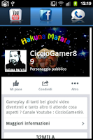 Screenshot of CiccioGamer89 Official