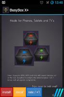 Screenshot of busybox x plus