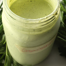 CHOW's Green Goddess Dressing Recipe