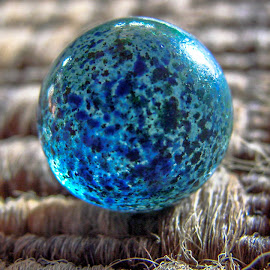Marnoe's Marbles -1 by Marnoe Elzanne - Artistic Objects Toys