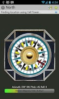 Screenshot of Jack Sparrow Compass