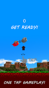 Flashy Bird - Flap Your Wings - screenshot
