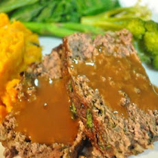 The Healthy Good for You Meatloaf