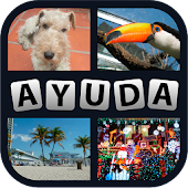 Download 4 Fotos 1 Palabra (Ayuda) APK on PC