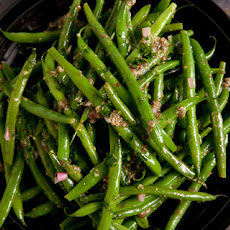 French Green Bean Salad Recipe