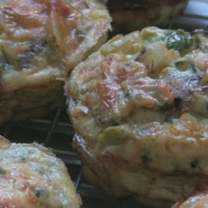 Healthy Mini Vegetable Quiches