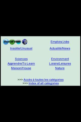 Bestofwebsites