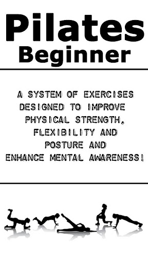 Pilates 4 Beginners NOW FREE