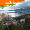 Malaga Street Map icon