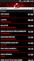 Screenshot of Kanaltürk