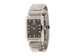 Citizen Watches - BL6050-57E Eco-Drive Palidoro Watch (Stainless Steel) - Jewelry