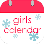 App Girls Calendar ・・Period&Weight APK for Kindle