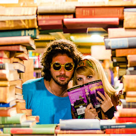 The Last Book Store by Angelo Perrino - People Couples