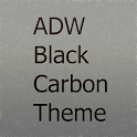 ADW Black Carbon Pro icon