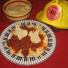 Firehouse Hot Dog Meat Sauce.