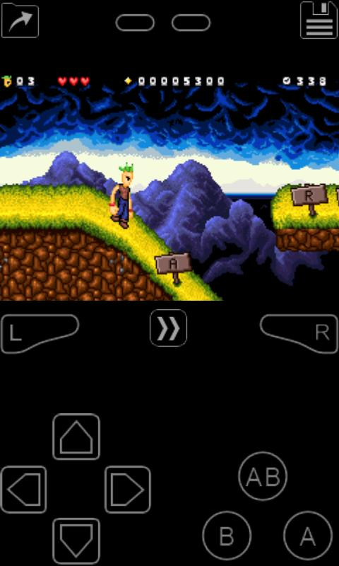 My Boy! - GBA Emulator Screenshot 1