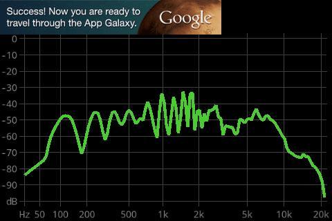 FrequenSee - 스펙트럼 분석기