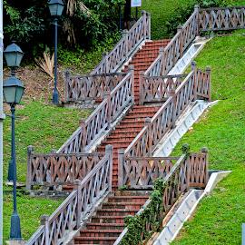 by John Cappetta - City,  Street & Park  City Parks