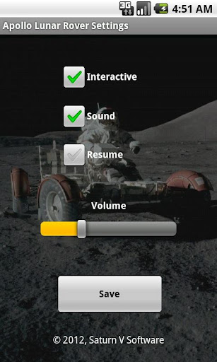 Apollo Moon Rover 1 of 2 LWP