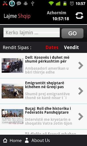 LajmeShqipDroid