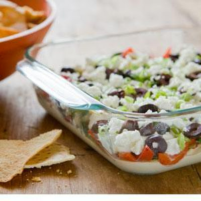 Eight-Layer Mediterranean Dip