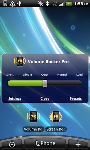 Volume Rocker Pro