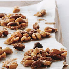 Sugar-and-Spice Candied Nuts