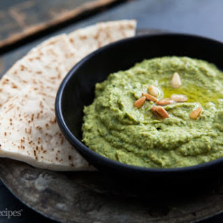 Basil Hummus Recipes