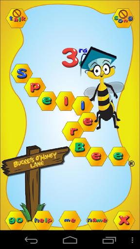 Spelling Grade 3 - SpellerBee