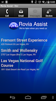 Screenshot of Rovia Assist