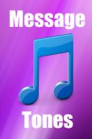 Screenshot of Message Tones