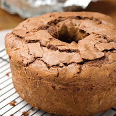 Chocolate-Ginger Pound Cake