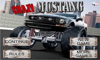 Screenshot of Crazy Truck - Mustang