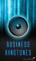 Screenshot of Business Ringtones