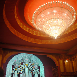 The Royal Light by Shawon Sikder - News & Events Entertainment ( lights, pandal, durga puja, bagbazar )
