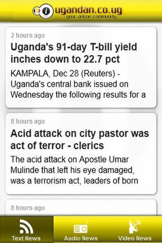 【免費新聞App】Newsroom | ugandan.co.ug-APP點子