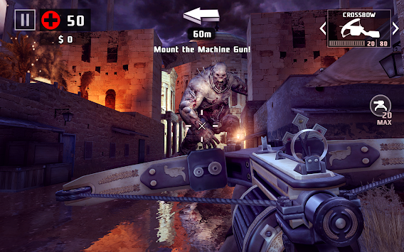Dead Trigger 2 apk screenshot