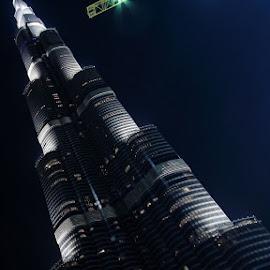 Burj Khalifa by Jawid Wahidi - Buildings & Architecture Office Buildings & Hotels ( #uae )