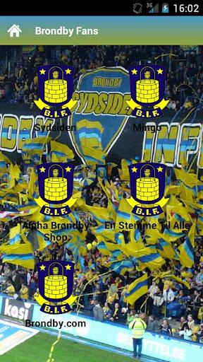Brøndby Fans