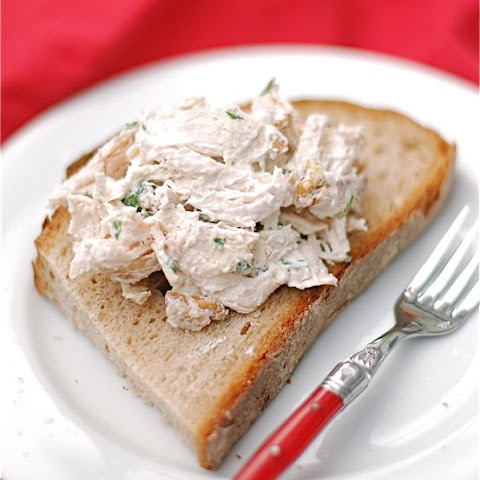 Nicole's Walnut-Tarragon Chicken Salad