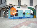 Graffiti La Luna